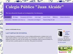 "Colegio Público ""Juan Alcaide"""