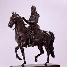 Enrique IV ecuestre