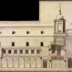 Iglesia de San Francisco en Almería,