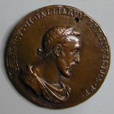Medalla de Enrique II de Francia