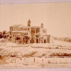 Iglesia de San Francisco de Sahagún, León