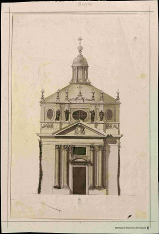 Proyecto para el Sagrario de la Catedral de Jaén