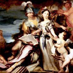 Alegoría de la Concordia entre las Artes