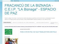 C.E.I.P. La Biznaga - Espacio de Paz. Málaga