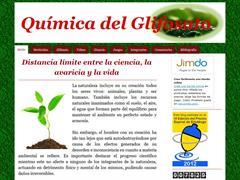 Química del Glifosato
