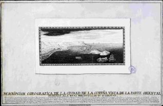 Descripcion Corografica de la Ciudad de La Coruña