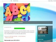 Educación Infantil 2012-13