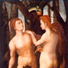 La caída de Adán y Eva