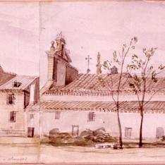Plaza de Santa María, Alcalá de Henares, Madrid