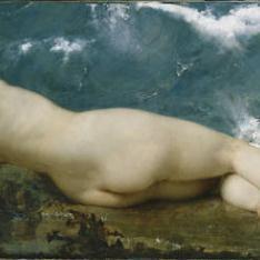 La perla y la ola