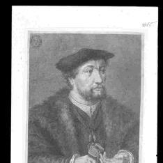 Retrato de Enrique de Nassau?