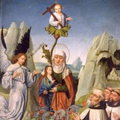 La Virgen de los Carmelitas