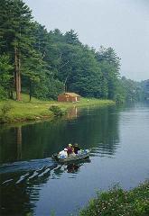 El paisaje puro de los Berkshires