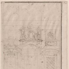 Frente de la Capilla Real del Palacio Virreinal, Nápoles