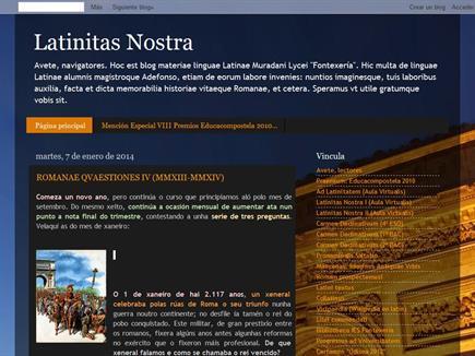Latinitas Nostra