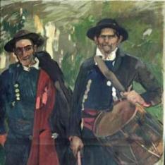 Tamborileros de Salamanca