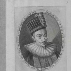 Retrato de Segismundo III, Rey de Polonia y Suecia