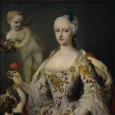María Antonia Fernanda de Borbón y Farnesio, infanta de España