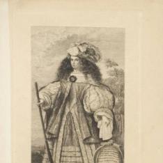Antonia de Haro y Guzmán, hija de Luis de Haro