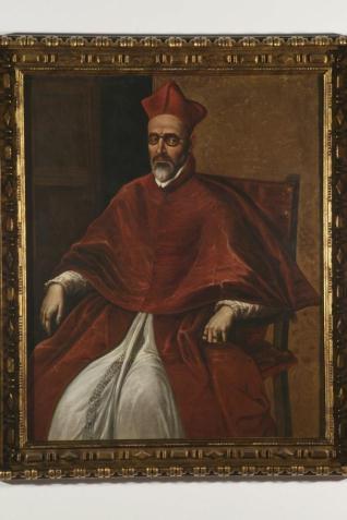 Retrato del cardenal don Fernando Niño de Guevara