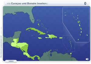 Geo Quizz Zentralamerika. Geographie Spiele
