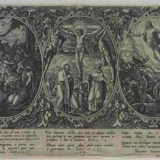 Nacimiento, Crucifixión y Resurrección de Cristo