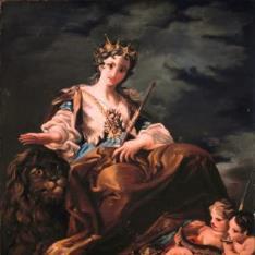 Alegoría de España