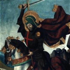 Santiago matamoros