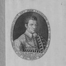 Retrato de Federico IV, Elector del Palatinado