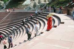 El teatro romano del Rin
