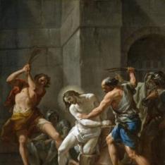 La Flagelación de Cristo