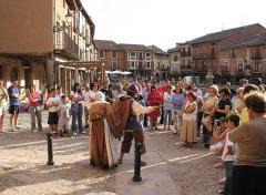Dos horas medievales