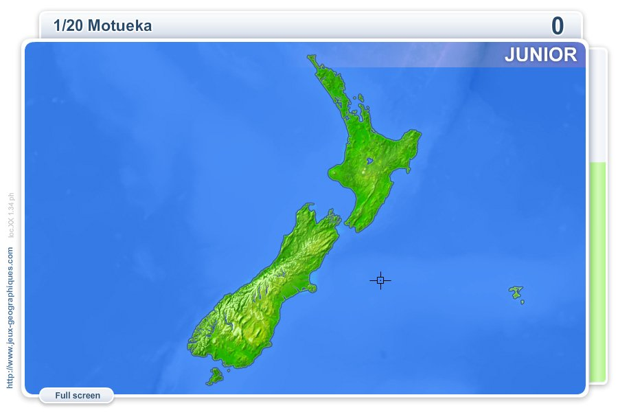 New Zealand Interactive Map.Interactive Map Of New Zealand Cities Of New Zealand Junior