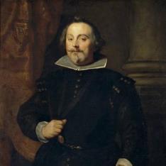 Don Francisco de Moncada, marqués de Aytona