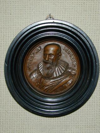 Medalla de Maximilien de Béthune, duque de Sully