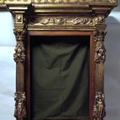 Fragmento de retablo