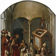 Sepulcro de San Pedro Mártir