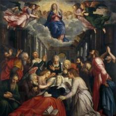 La Muerte de la Virgen y la Asunción