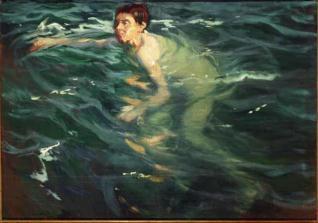 Nadador, Jávea
