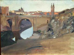 Vista del Tajo, Toledo