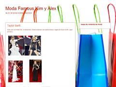 Moda famous Kim y Alex