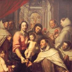 La Virgen de los Carmelitas de Malinas