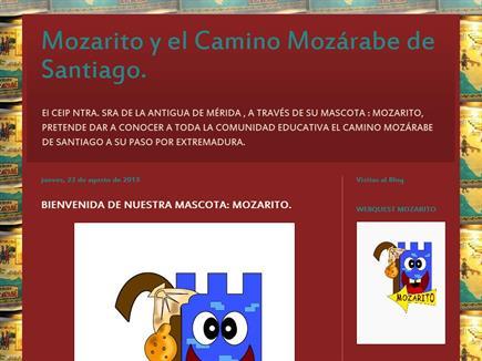 MOZARITO Y EL CAMINO MOZARABE DE SANTIAGO.