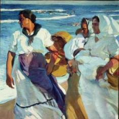 Pescadoras valencianas