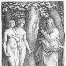 La historia de Adán y Eva