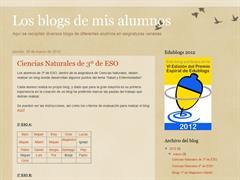 Los blogs de mis alumnos