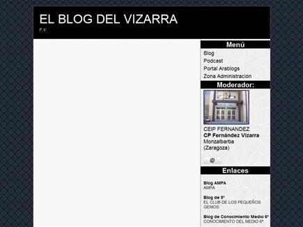 El blog del Vizarra