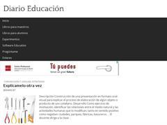 Diario Educación