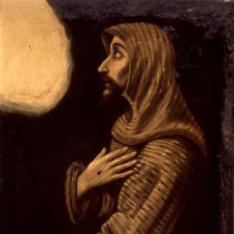 San Francisco en extasis de El Greco
