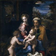 Sagrada Familia, o la Perla